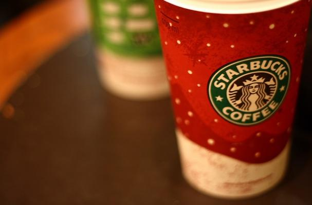 Starbucks coffee drinks offers vast range of flavor