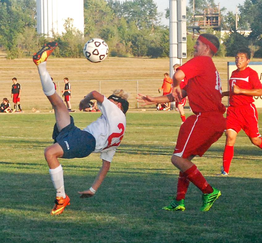 Soccer prepares for Hayden