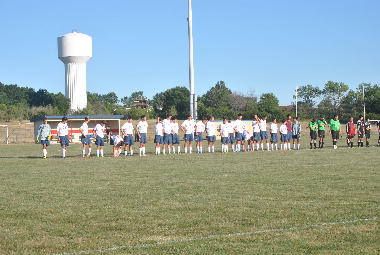 Boys' soccer team advances to State Playoffs
