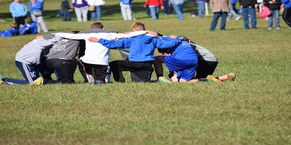 Hard work pays off for cross country boys