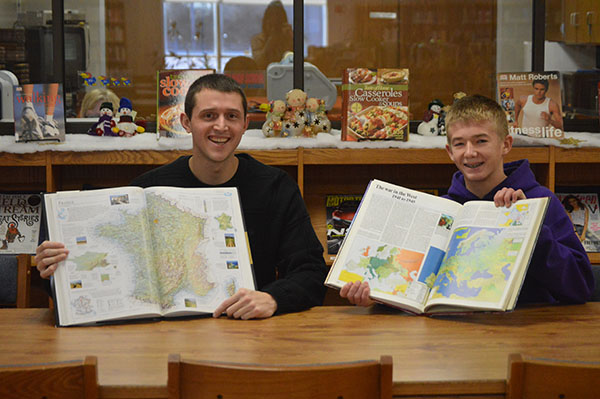 Teacher, student awarded trip to Normandy, France
