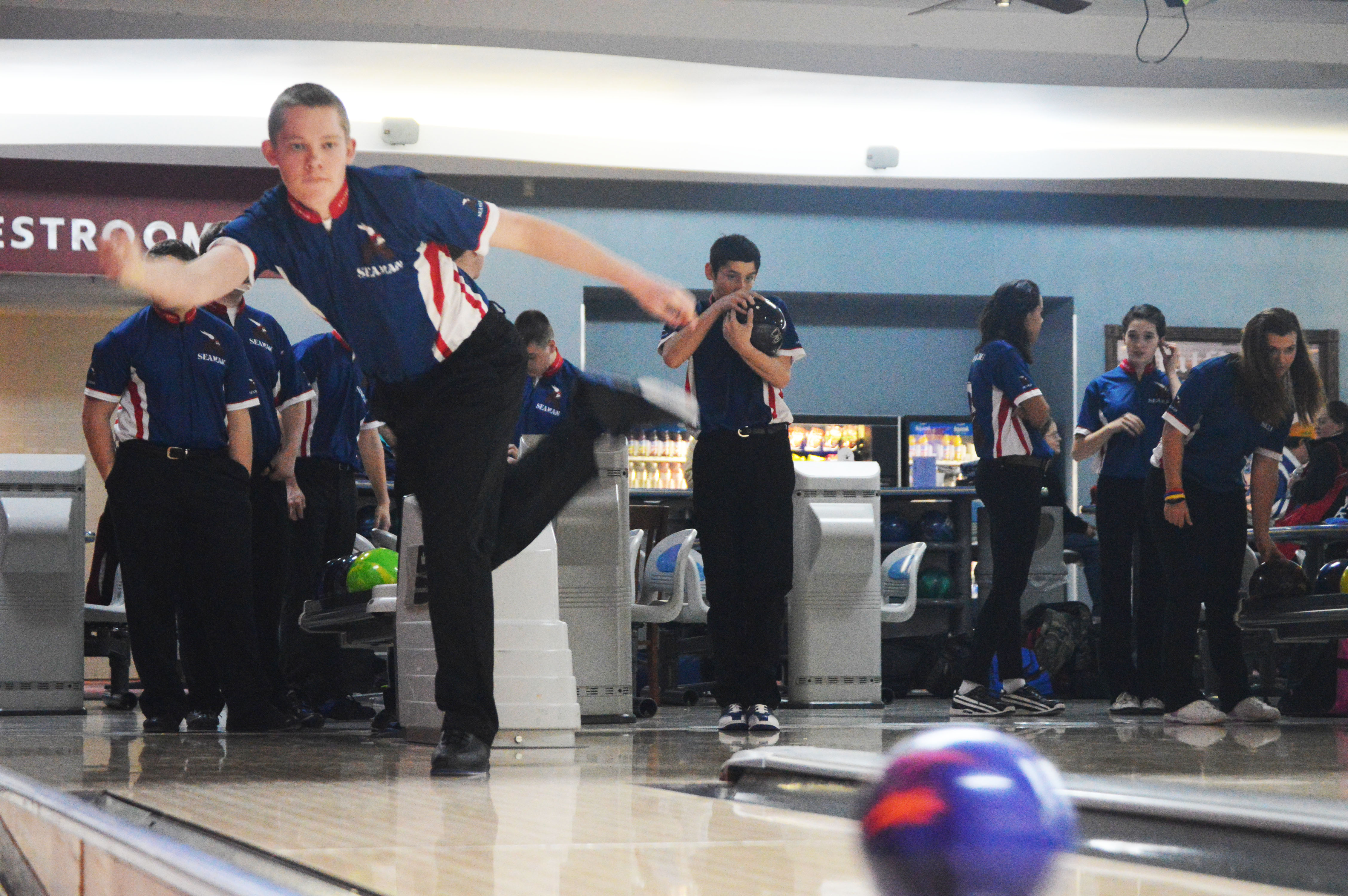 Boys bowling continues to have impressive season
