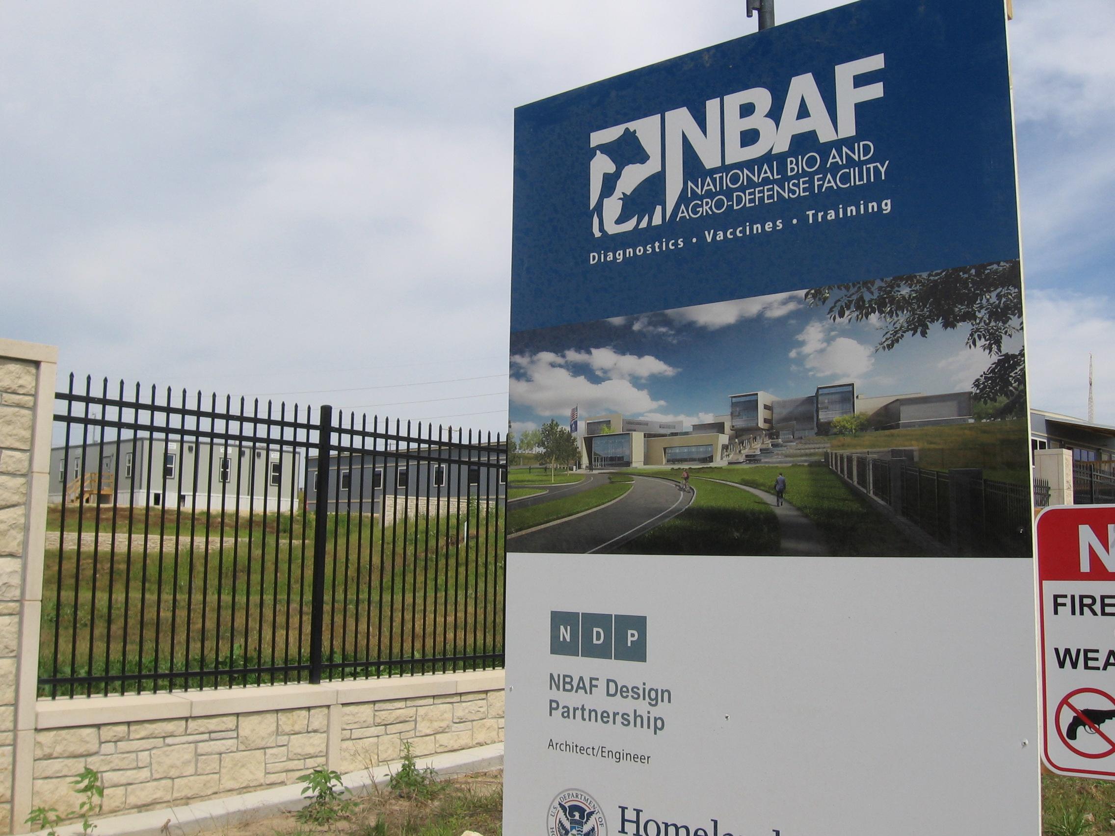 Kansas State University named future home of NBAF