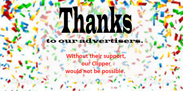 Thank you to our advertisers
