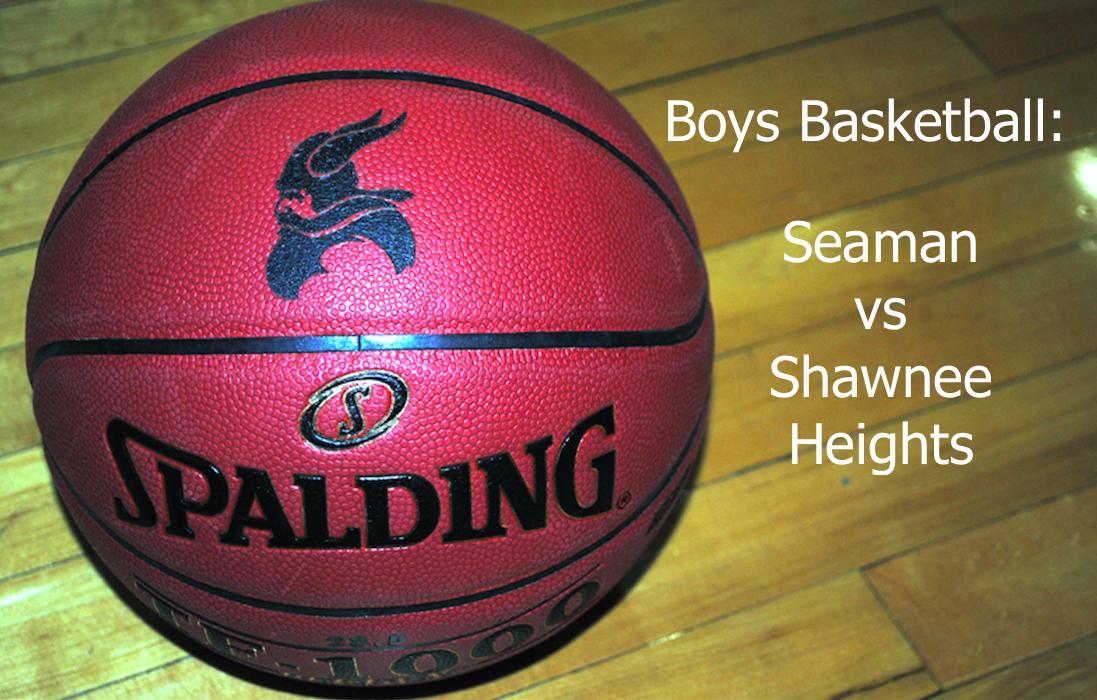 Boys Basketball vs Shawnee Heights Live Stream