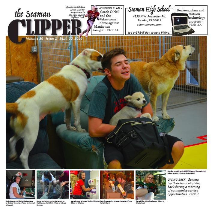 September 2016 Clipper