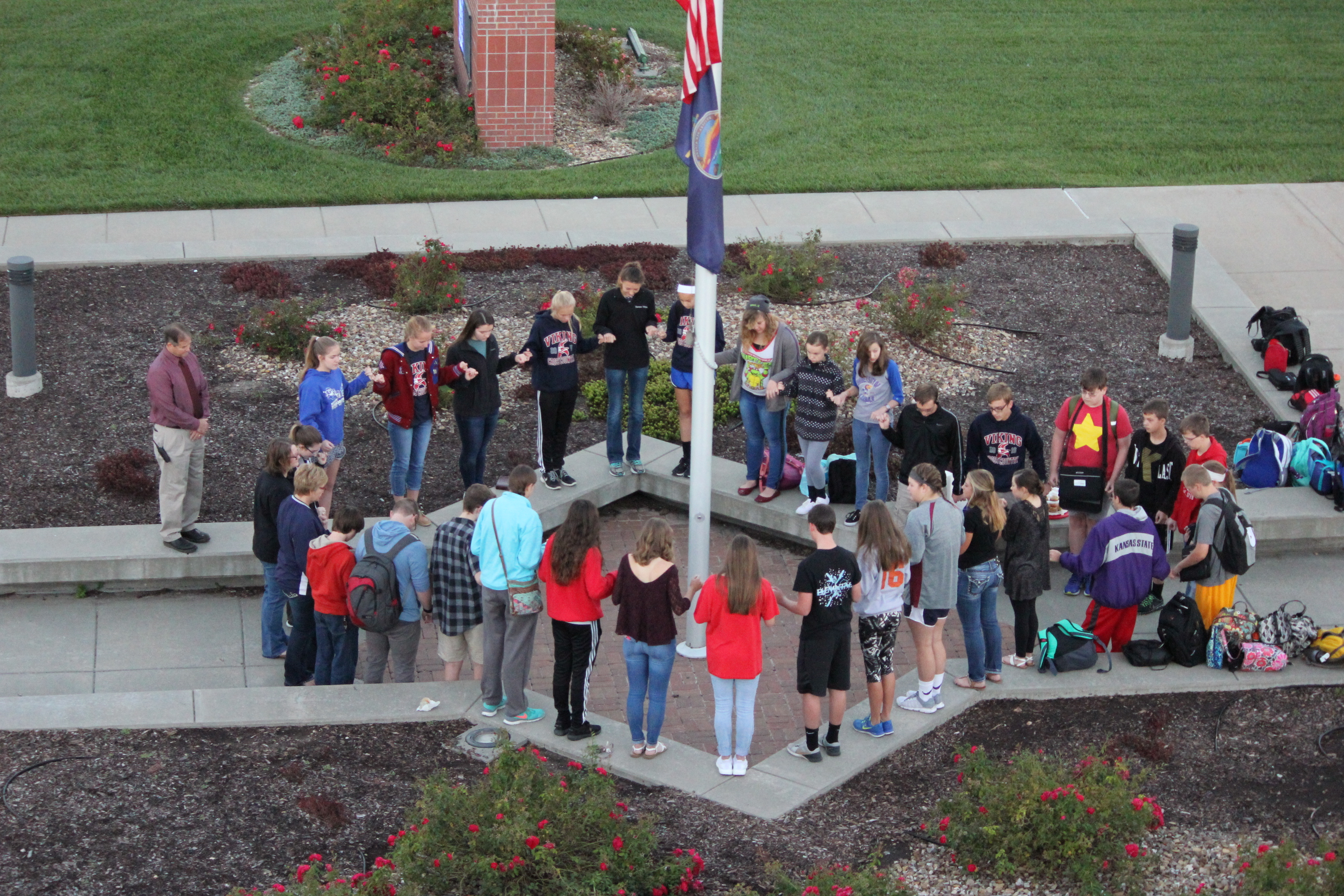 'See You at the Pole' celebrated today