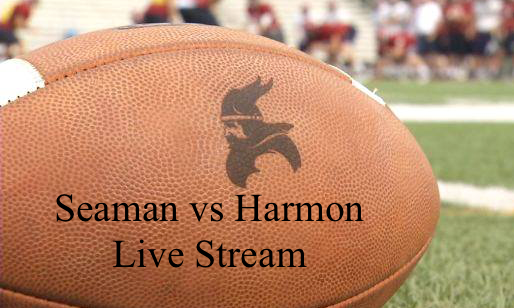 Football: Seaman vs Harmon Live Stream
