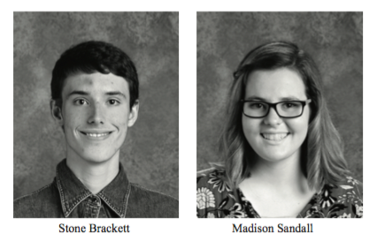 Two seniors qualify as Semifinalists for the National Merit Scholarship