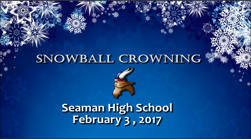 Snowball Crowning 2017