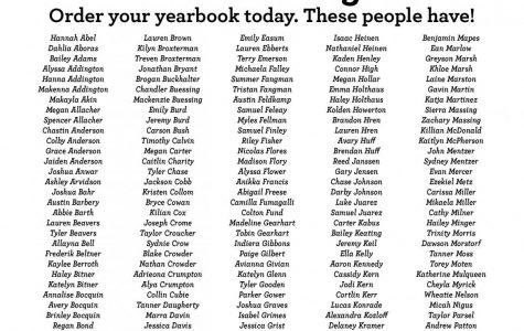 Yearbook Buyers