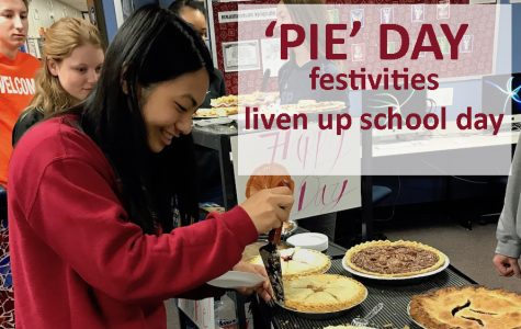 'Pie day' filled with fundraisers for good causes