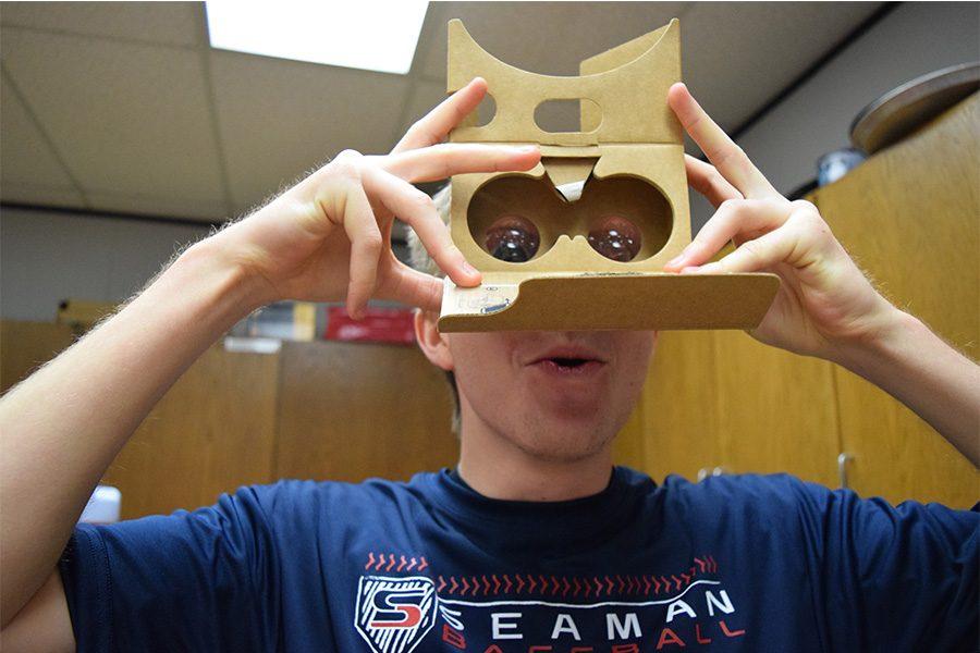 Google virtual reality glasses enhance video production