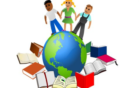 Learning about cultures through school