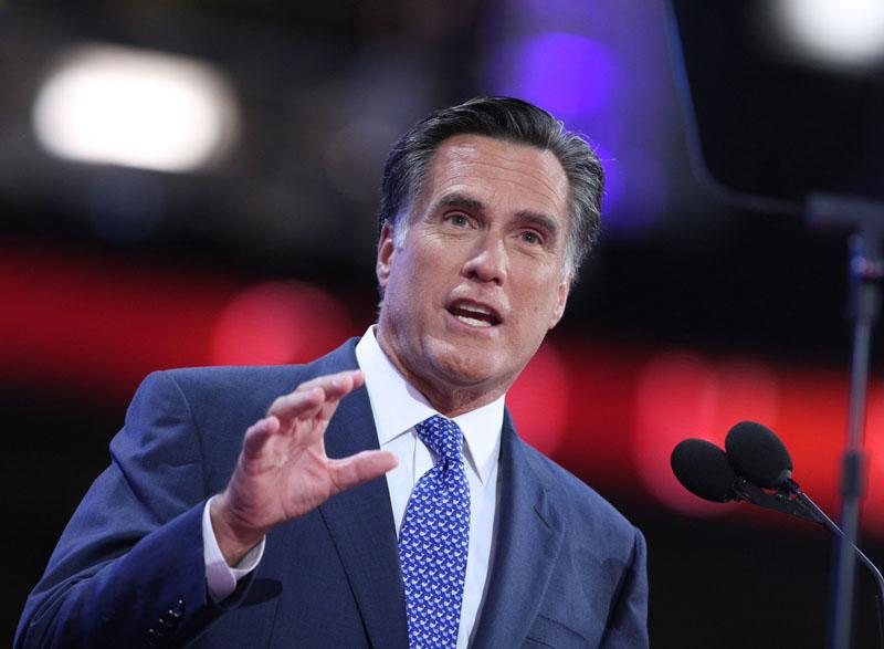Romney's Revolution