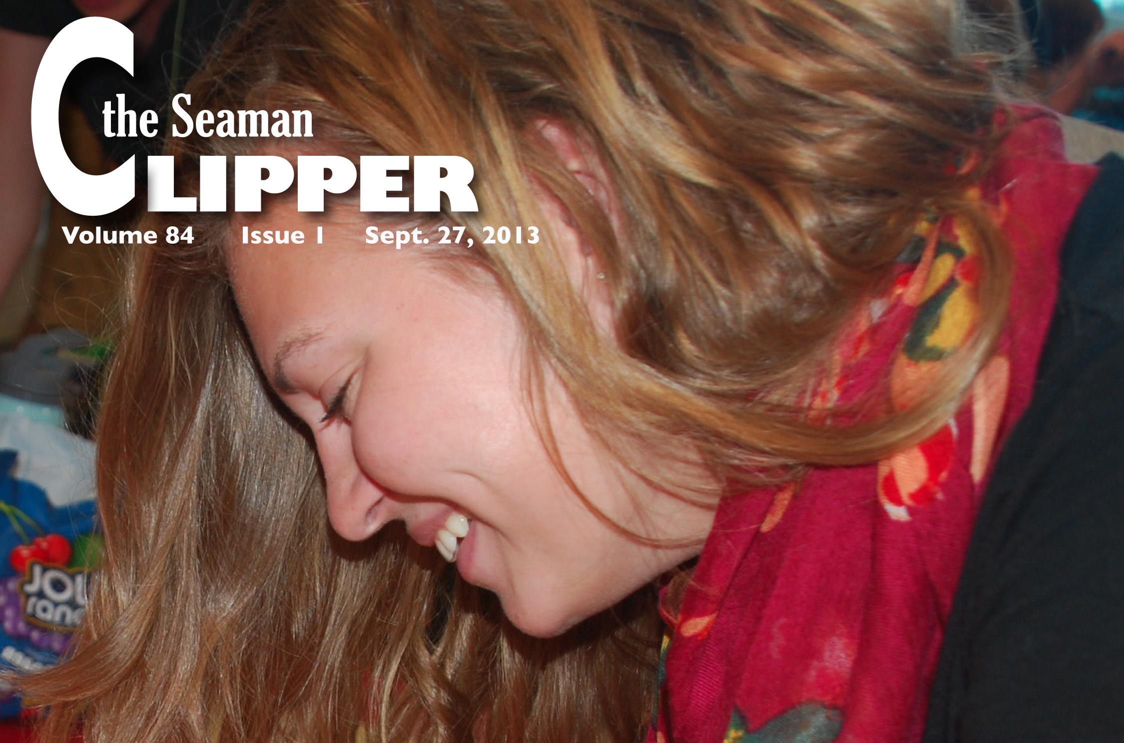 Seaman Clipper 9.27.13