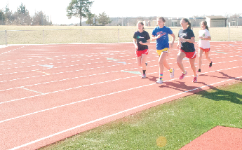Track has high hopes for upcoming season