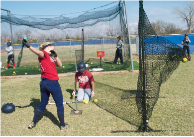 Lady Vikes look to kick off softball season strong