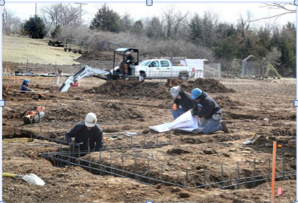 USD 345 construction: new facility additions begin process