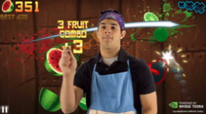 Cheff Chaffee Presents Sugar Snap Peas