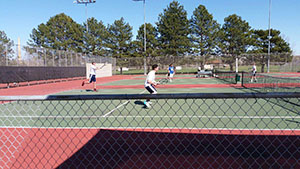 New boys tennis coach looking to 'establish a foundation'
