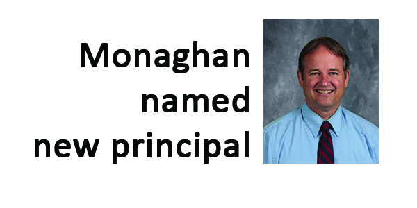 Mr. Mike Monaghan named principal of Seaman High