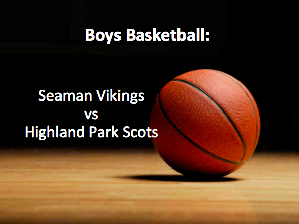 Seaman Vikes Beat Highland Park in Last Minute