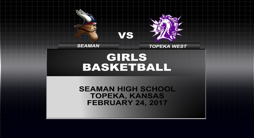 Girls Basketball vs Topeka West