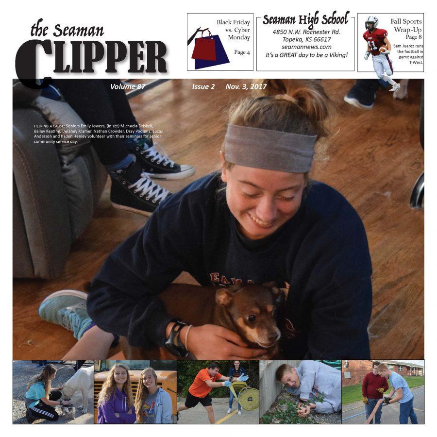 Seaman Clipper 11.3.17