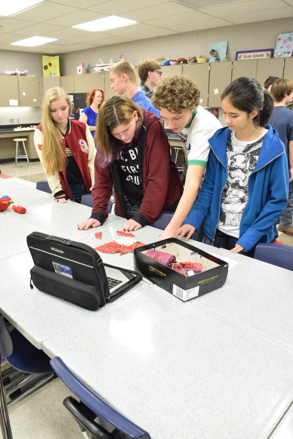 Teachers transitioning to project-based testing