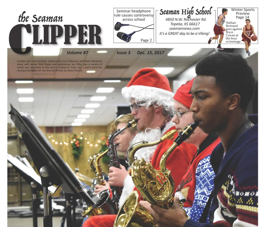Seaman Clipper Dec. 15 edition