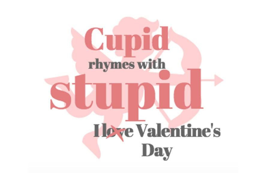 Valentine's Day sets high standards amongst society