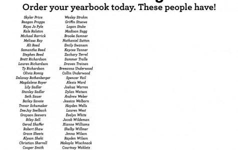 Yearbook buyers Pt. 2