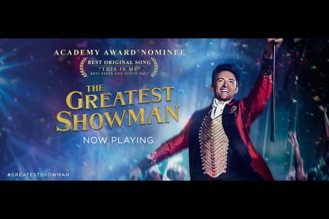The Greatest Showman is still shown daily in theaters. Opening night was on December 8, 2017.