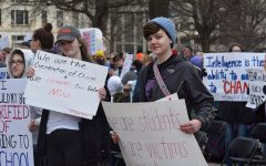 Protests demanding gun control span across nation
