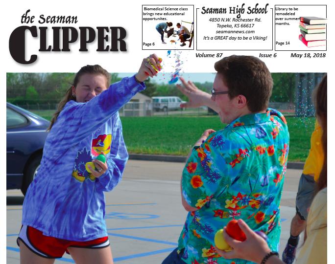 Seaman Clipper 5.18.18