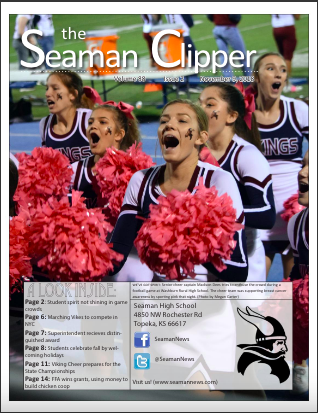 Seaman Clipper October 5, 2018