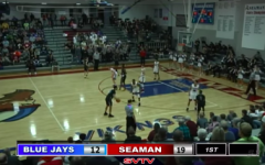 Seaman High School Boys Basketball vs. Junction City