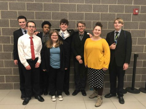 Small debate team works towards big wins