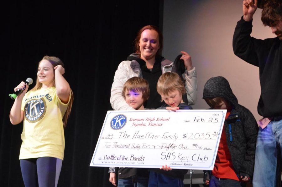 Battle of the Bands raises money for Haeffner family