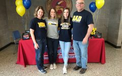 Skoch signs to University of Saint Mary's
