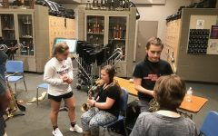 5th graders explore musical opportunities