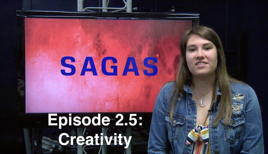Sagas 2.5: Creativity