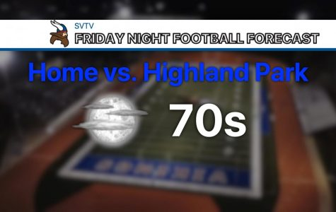 Comfortable conditions for Friday night football