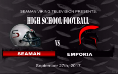 Seaman vs Emporia Football (Homecoming)