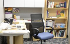 New furniture completes counseling cove renovations