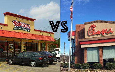 Popeyes vs. Chick-fil-a: The showdown