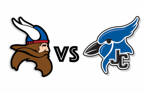 Viking basketball faces off against Blue Jays
