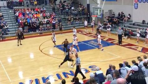 Varsity Boy Basketball V.S. Topeka High (1-29-20)