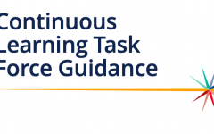 Continuous Learning Task Force releases guidance for districts